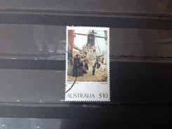 Australië / Australia - Schilderij (10) 1977 - 1966-79 Elizabeth II