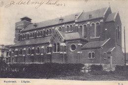Ruisbroek - Ruysbroeck - L'Eglise (1906) - Sint-Pieters-Leeuw