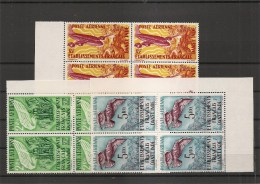Inde Française ( PA 18/20 En Bloc De 4 XXX -MNH) - India (1892-1954)