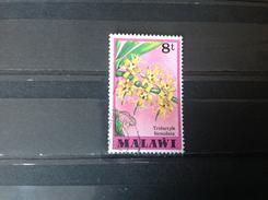 Malawi - Orchideeën (8) 1979 - Malawi (1964-...)