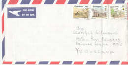 ZIMBABWE - Letter Cover To Yugoslavia 1998 - Zimbabwe (1980-...)