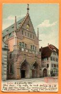 MADD008, Bretten, Précurseur,  Circulée 1904 - Bretten