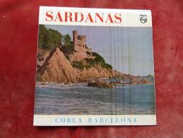 "Sardanas - Cobla Barcelona - Single 7"" 45 Rpm - Instrumental"