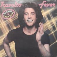 John Travolta 33t. DLP Disques Couleur *travolta Fever* - Vinyles