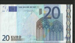20 EURO CHYPRE R027 G02700117532 CIRCULE/CIRCULATED - EURO