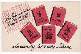 Mai16    74996    Buvard   Les Bons Devoirs - Stationeries (flat Articles)