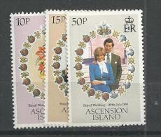 1981 MNH Ascension, Postfris** - Ascension (Ile De L')