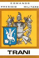 A 4513  -  Militaria Trani - Régiments
