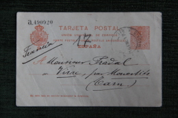 ENTIER POSTAL - 1917