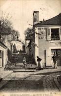 1907  NOGENT LE ROTROU - Les Marches De Saint Jean - Nogent Le Rotrou
