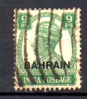 T49 - BAHRAIN , Yvert N. 36  Used - Bahrein (1965-...)