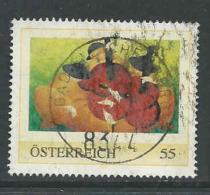Oostenrijk Persoonlijke Zegel, Gestempeld, Zie Scan - Autriche