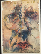 HORST JANSSEN 4   POSTKARTEN - Peintures & Tableaux
