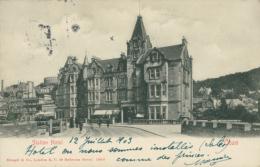 GB OBAN / Station Hotel / - Argyllshire