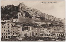 Elevador Lacerda  - Bahia - Brazil - Year Circa 1922 - Salvador De Bahia