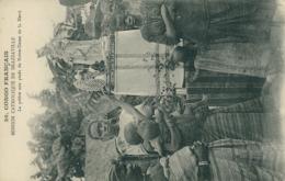 CG BRAZZAVILLE / Mission Catholique De Brazzaville, La Prière Aux Pieds De Notre-Dame De La Merci / - Brazzaville