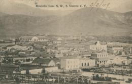 CV MINDELO / Mindello From North West, San Vincente / - Cap Vert