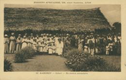BJ ABOMEY / Dahomey, Calavi, En Station Secondaire / - Benin