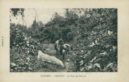 BJ ADJARA / Le Bain Des Femmes, Dahomey / - Benin