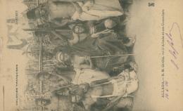 BJ ALLADA / Sa Majesté Gi-Gia, Roi D'Allada Et Ses Conseillers / - Benin