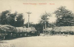 BJ BENIN DIVERS / Marché / - Benin