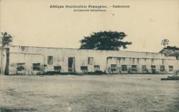 BJ BENIN DIVERS / Architecture Dahoméenne / - Benin
