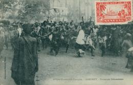 BJ BENIN DIVERS / Procession Dahoméenne / - Benin