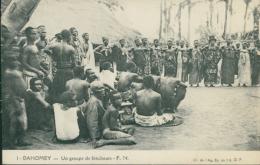 BJ BENIN DIVERS / Un Groupe De Fêticheurs / - Benin