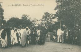 BJ BENIN DIVERS / Réunion De Yorubas Mahométans / - Benin