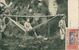 BJ BENIN DIVERS / Un Homme Assis Sur Un Hamac / - Benin
