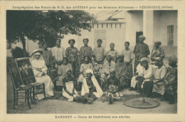 BJ BENIN DIVERS / Cours De Catéchisme Aux Adultes / - Benin