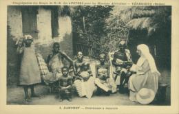 BJ BENIN DIVERS / Catéchisme à Domicile / - Benin