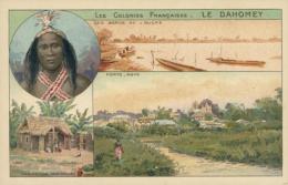 BJ BENIN DIVERS / Les Bords De L'Ouèmé, Porto-Novo / CARTE COULEUR - Benin