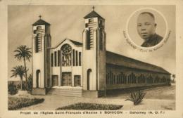 BJ BOHICON / Projet De L'Eglise Saint-François D'Assise / - Benin
