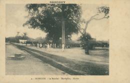 BJ BOHICON / Le Marché / - Benin
