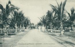 BJ COTONOU / Une Rue De Cotonou / - Benin
