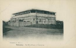 BJ COTONOU / Le Blockhaus à Cotonou / - Benin