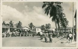BJ COTONOU / Une Vue Du Village / CARTE GLACEE - Benin