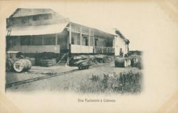 BJ COTONOU / Une Factorerie à Cotonou / - Benin