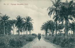BJ COVE / Paysage Dahoméen / - Benin
