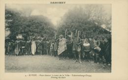 BJ KETOU / Pour Chasser La Mort De La Ville / - Benin