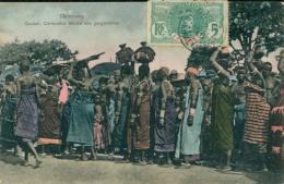 BJ OUIDAH / Cérémonie Fétiche Des Gargoulettes / CARTE COULEUR - Benin