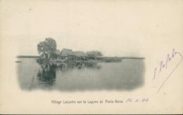 BJ PORTO NOVO / Village Lacustre Sur La Lagune De Porto-Novo / - Benin
