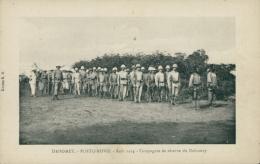 BJ PORTO NOVO / Août 1914, Compagnie De Réserve Du Dahomey / - Benin