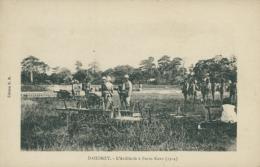 BJ PORTO NOVO / L'Artillerie à Porto-Novo / - Benin