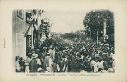 BJ PORTO NOVO / 14 Juillet, Tam-Tam Au Palais Du Gouverneur / - Benin