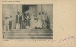 BJ PORTO NOVO / Sortie D'une Messe De Mariage à Porto-Novo / - Benin