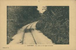 BJ SAKETE / En Route Sur La Ligne De Sakété / - Benin