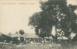 BJ SAVALOU / Dahomey, Vue Extérieure D'un Village / - Benin