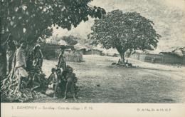 BJ SAVALOU / Coin De Village / - Benin